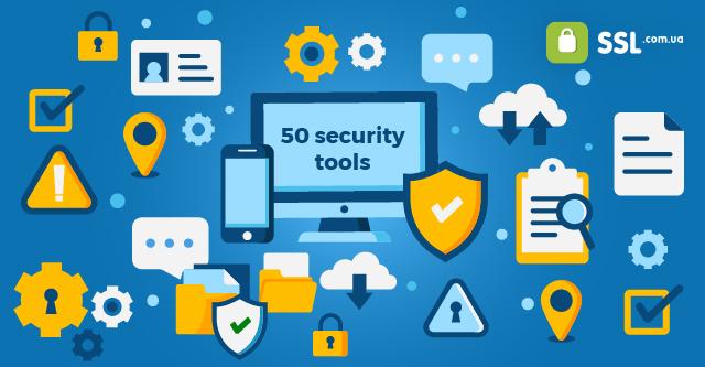 50 бесплатных инструментов для цифровой безопасности