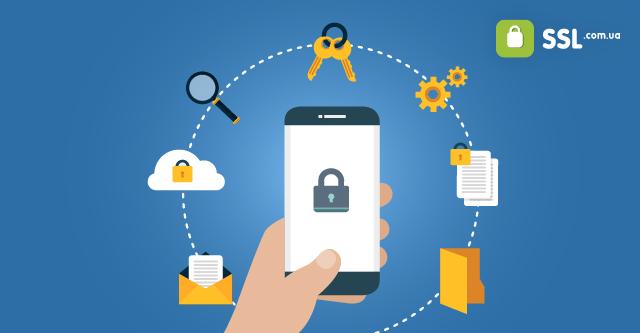 шифрование android и ios